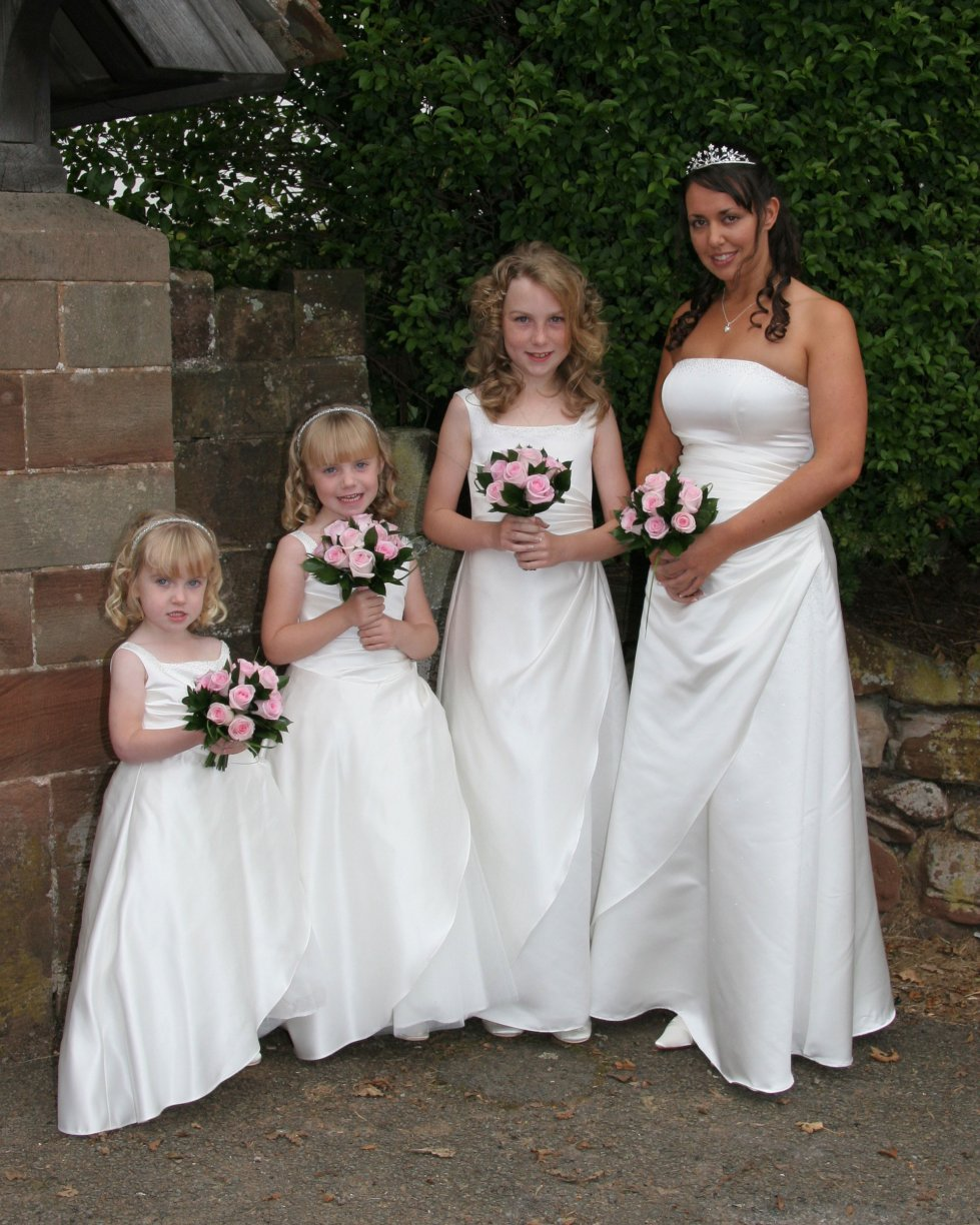 Hair & Make-up Trial for Bride & 3 x Bridesmaids or Mums
