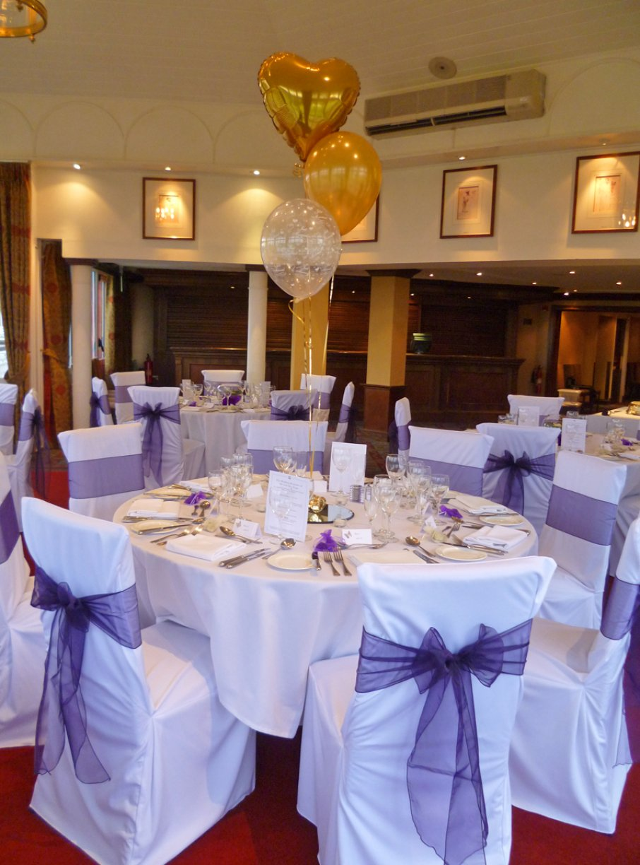 Same as full service but with Larger Square back covers for Larger Banqueting chairs!