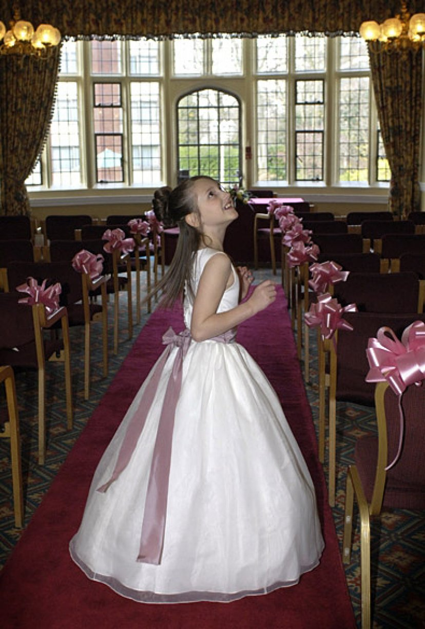 The Church aisle can be elegantly dressed with beautiful Pew Bows either in Plain, Satin or Lace Ribbon